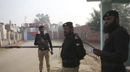 Pakistane už šventvagystę nuteistas mirti universiteto profesorius