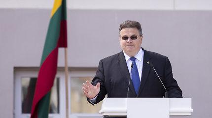 L.Linkevičius Briuselyje dalyvaus Rytų partnerystės 10-mečio renginiuose