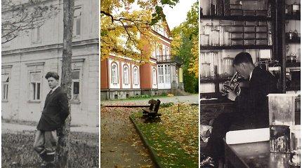 Lietuvos dvarų mokyklos: didingi pastatai, kur mokėsi ir M.K.Čiurlionis