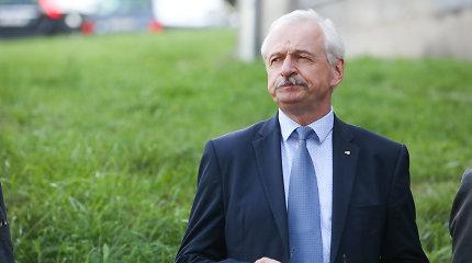 VTEK: E.Gustas negali vadovauti Žemės ūkio informacijos centrui