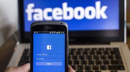 """""""Facebook"""" problemos įkvėpė fantazijoms: socialinį tinklą """"nulaužė"""" ne paauglys"""