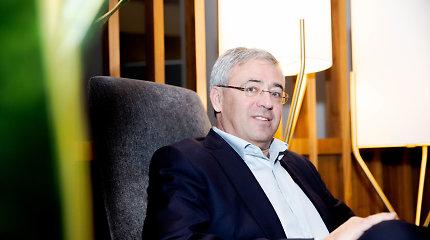Izraelio milijonierius Lietuvoje ieško genijų: mokės bent po 2 tūkst. eurų, duos įmonės akcijų