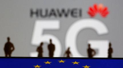 """ES teiks rekomendacijas, kurios gali būti labai pavojingos """"Huawei"""" verslui"""