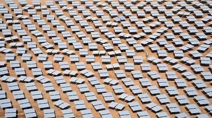 Viename iš geriausių pasaulio universitetų sukurta revoliucinė energijos kaupimo sistema