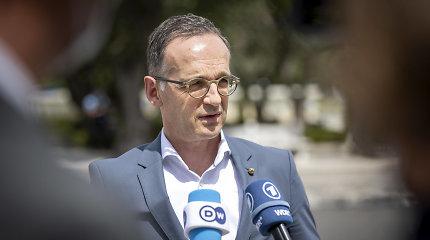 Vokietija: atskirų Europos Sąjungos narių veto turi nelikti