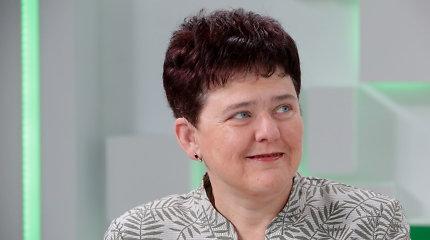Buvusi KPD vadovė D.Varnaitė Vyriausybėje dirba patarėja religijų klausimais