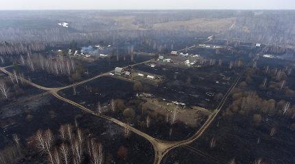 Sibiro gaisrai šiemet gali būti dar didesni, iš dalies – dėl karantino