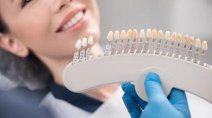 Vaikui sugedo dantis: plombuoti ar protezuoti?