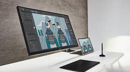 """Prekyboje jau pasirodė naujausias LG """"UltraWide Ergo"""" monitorius"""