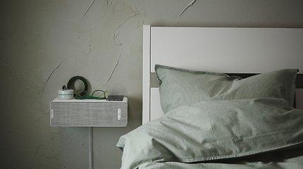 """IKEA pristato garsiakalbių kolekciją, sukurtą kartu su garso ekspertais """"Sonos"""""""