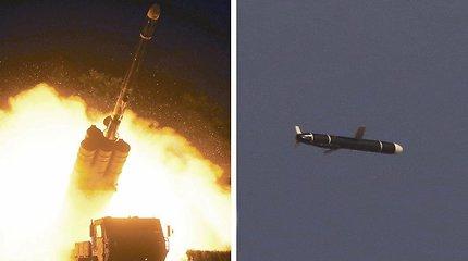 Šiaurės Korėja: ką žinome apie jos raketų ir branduolinę programą?