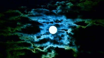 Mėlynasis Mėnulis – kuo ypatinga šio mėnesio pilnatis?