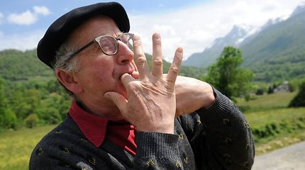 Daugiau nei 80 kultūrų bendravimui vis dar naudoja švilpimo garsus