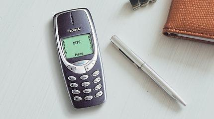 """""""Nokia 3310"""" dizaineris: tik akyliausi pastebi siurprizą, kurį palikome po dangteliu"""