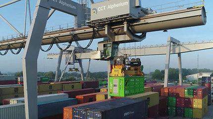 Kaip didieji konteineriniai laivai taps elektriniais?