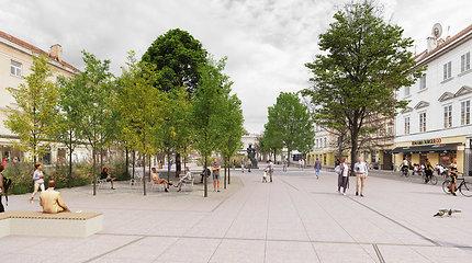Vilniaus miesto savivaldybė pasirašė projektavimo sutartį su Vokiečių gatvės konkurso laimėtojais