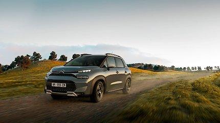 "Atnaujintas ""Citroën C3 Aircross"""