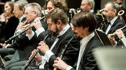 Lietuvos valstybinis simfoninis orkestras koncertų sezoną pratęsia iki rugpjūčio