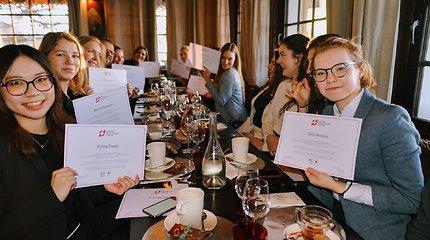 """Lietuvos moksleivių sąjunga: """"Studijos Šveicarijoje tapo dar pasiekiamesnės"""""""