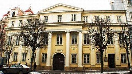 Jėzuitams planuojama grąžinti Vilniaus konservatorijos patalpas sostinės centre