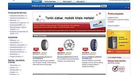 Lithuanian e-retailer Pigu.lt in talks with several investors