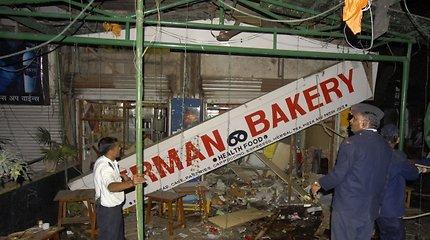 Vakarų Indijoje duonos parduotuvėje sprogus bombai, 9 žmonės žuvo, o 57 buvo sužeisti