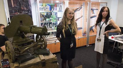 Vilniuje surengta laisvalaikio, medžioklės ir žūklės paroda