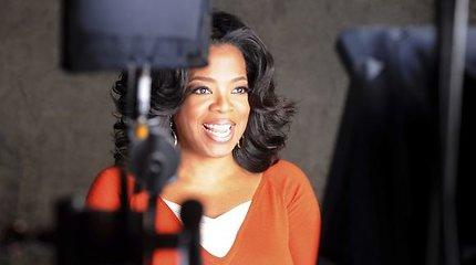 Oprah Winfrey pradėjo transliuoti savo kabelinę televiziją OWN