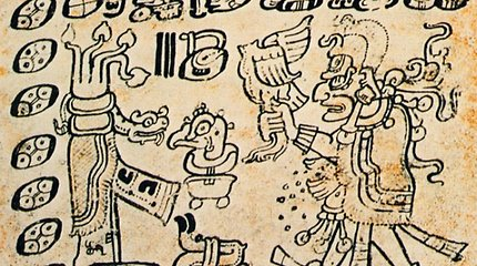 Mokslininkai ramina: majų kalendorius rodo, kad 2012 metais pasaulio pabaigos nebus, tik sugrįš karo dievas Bolonas Joktė