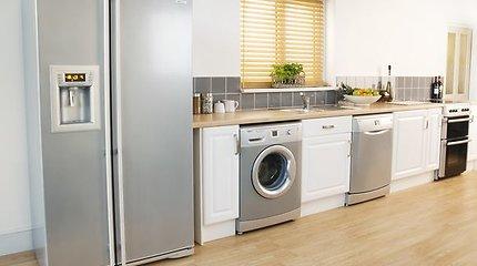"""Kurie prietaisai jūsų namuose yra didžiausi klimato """"šildytojai""""?"""
