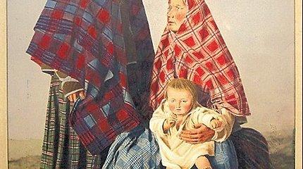 Kaip rusai lietuvišką sijoną išsivežė