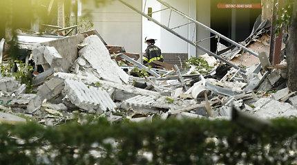 Floridos prekybos centre – dujų sprogimas: mažiausiai 20 sužeistų