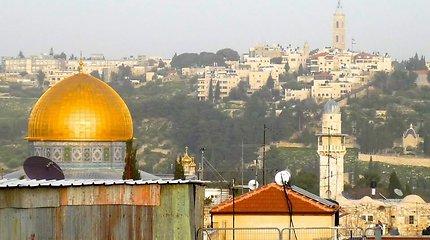 Elena Valainytė dirbo Palestinoje