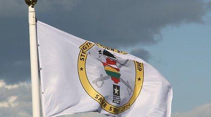 """Paskelbta tarptautinių pratybų """"Kardo kirtis 2014"""" Lietuvoje pradžia"""