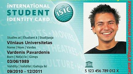 ISIC Lietuva kviečia studentus kovoti dėl kelionės į Stokholmą
