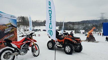 """""""Winter rally 2019"""" skaitytojų vaizdų konkursas"""