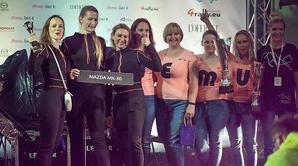 """Finišavo """"Moterų ralis 2021"""""""