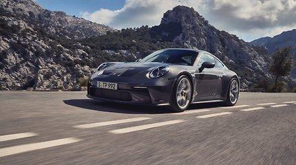 """Pradedama prekyba naujuoju """"Porsche 911 GT3 Touring"""": oro aptakas ir 510 AG"""
