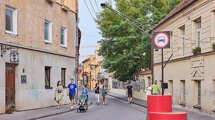 Vilniuje tęsiamas išmanus eismo valdymo testavimas įtraukiant bendruomenę
