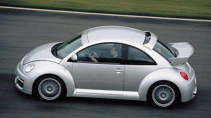 "Kaip atsirado ""Volkswagen New Beetle RSi"""