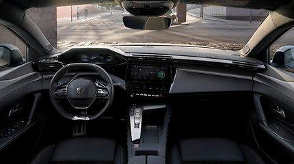 """Peugeot"" universalų istorija"