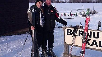 Slidininkų blog'as 2015: įspūdžiai iš slidinėjimo trasų