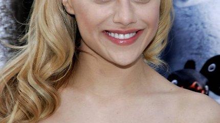 Holivudo aktorė Brittany Murphy