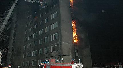 Pražūtinga nelaimė Vilniuje 2007-ųjų kovo 11 d.