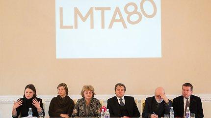 Lietuvos muzikos ir teatro akademija pradeda švęsti 80-metį