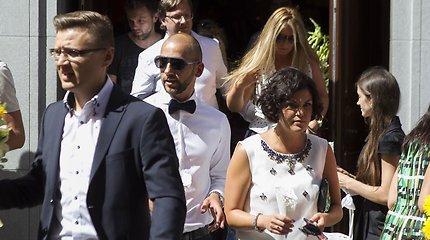 Gretos Vaikutės ir Vytauto Kaikario vestuvės