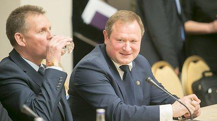 Konservatorių partijos sekretoriatui vadovaus buvęs Šilalės meras J.Gudauskas