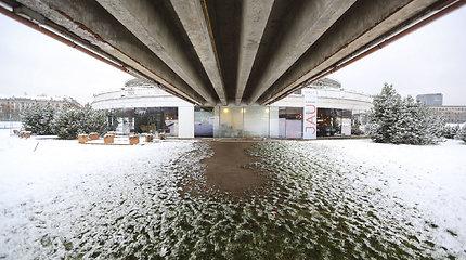 Varžytinėse parduodamas žemės sklypas prie Baltojo tilto