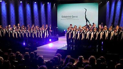 """Apdovanojimų """"Sidabrinė gervė 2011"""" ceremonija"""