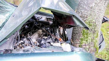 Be tikslo automobiliu lakstęs girtas telšiškis pražudė vaiką ir spruko griebęs alaus butelį